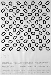 Dedication/Visual Arts Building/Albion College