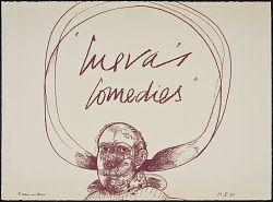 (Cuevas Comedies, Portfolio) (Portfolio Cover)