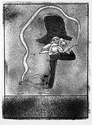 (Cuevas Comedies, Portfolio) (Magicians Message, Series) Tea Kettle