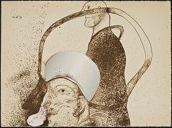 (Cuevas Comedies, Portfolio) (The Giants, Polyptych) (Top Sheet)