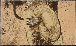 (Cuevas Comedies, Portfolio) (The Giants, Polyptych) (Second Sheet)