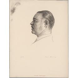 Portrait of the Artist: Ernest Hemingway