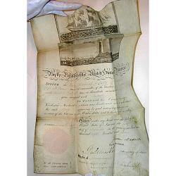 James Madison's autograph