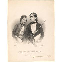 Luigi Elena and Annibale Elena