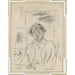 John Marin Self-Portrait