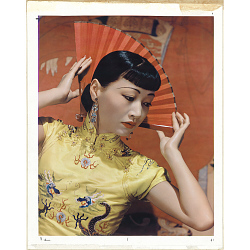 Anna May Wong x Sally Wen Mao