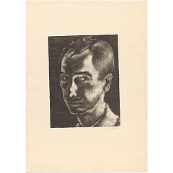 George Biddle Self-Portrait