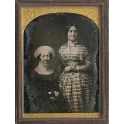 Dolley Madison and Anna Payne
