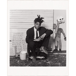 Basquiat Programs for Libraries and Makerspaces