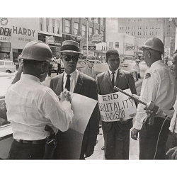 The Civil Rights Movement and Persuasive Messages