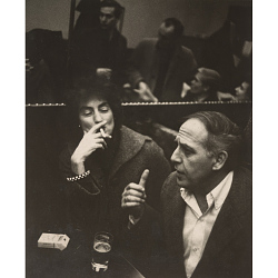 Mercedes Matter and Philip Guston