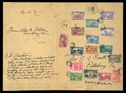 Famous Pennsylvanians on U.S. Postage