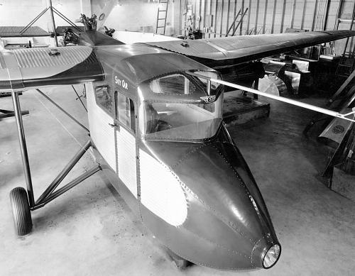 Stout Sky Car Model II