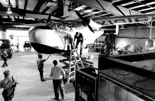 """Martin Model 162A """"Tadpole Clipper"""""""