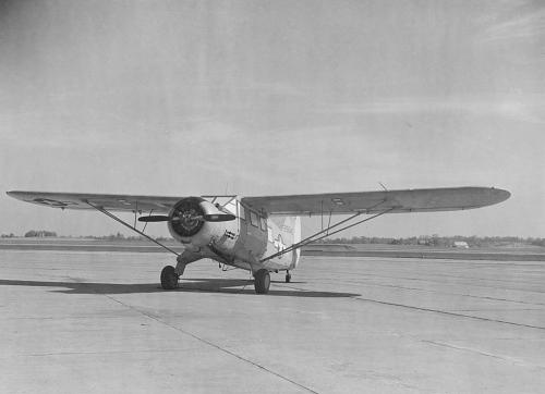 Noorduyn YC-64 Norseman IV