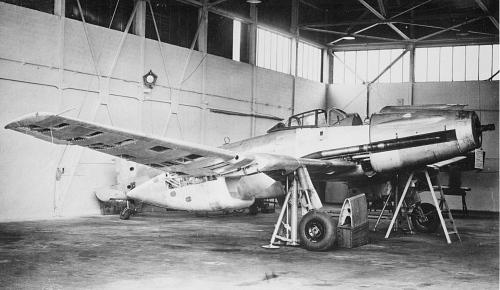 Blohm & Voss BV 155 V2