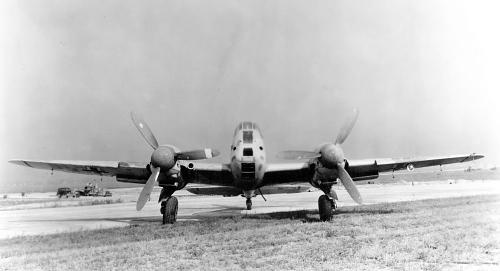Messerschmitt Me 410 A-3/U1 Hornisse (Hornet)