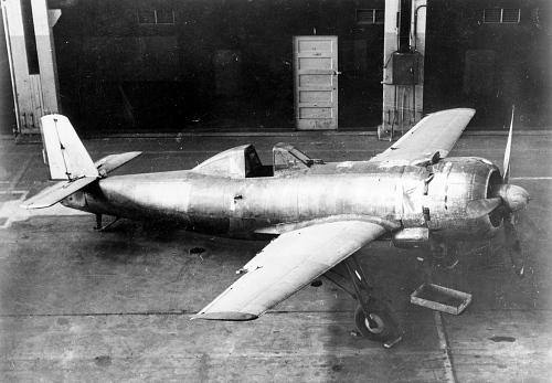 Nakajima Ki-115a Tsurugi (Sabre)