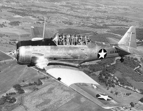 North American SNJ-4 (AT-6)