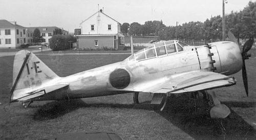 Mitsubishi Reisen (Zero-Fighter) A6M7 Model 63 ZEKE