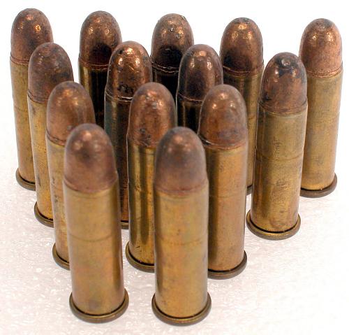 "Cartridges, .38 Cal. Special, Lockheed Sirius ""Tingmissartoq"", Lindbergh"