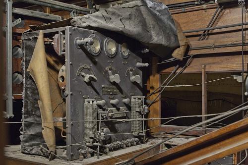 Radio, Marconi, SE 1100, Felixstowe (NAF) F5L