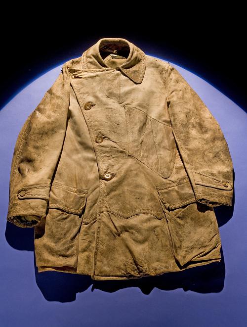 Coat, Flying, United States Air Mail, Lieutenant James C. Edgerton