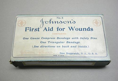 Bandage, Gauze, Charles A. Lindbergh