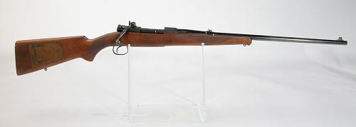 Rifle, Hunting, Charles A. Lindbergh
