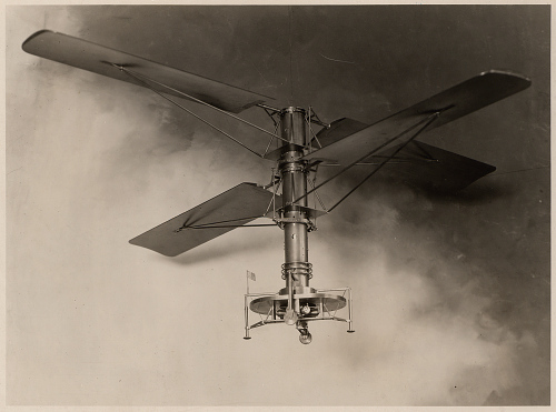 Helicopter, Thomas O. Perry