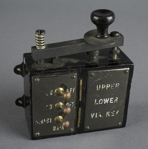 Sending Key, Radio Set, Wireless Radio Set, SCR 59