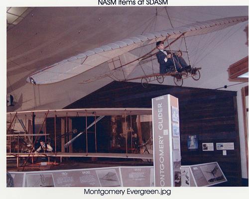 """Montgomery Glider """"Evergreen"""""""