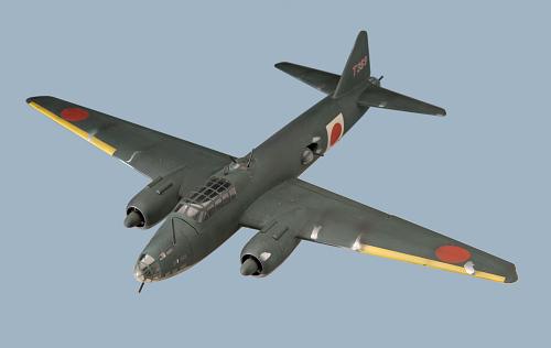 "Model, Recognition, Mitsubishi G4M1 ""BETTY 22"""