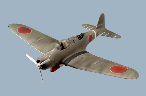 """Model, Recognition, Nakajima B5N """"KATE"""""""