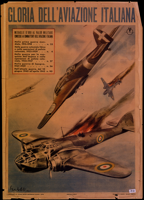 Gloria dell'Aviazione Italiana