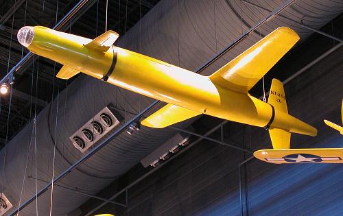 Missile, Air-to-Air, Gorgon II-A