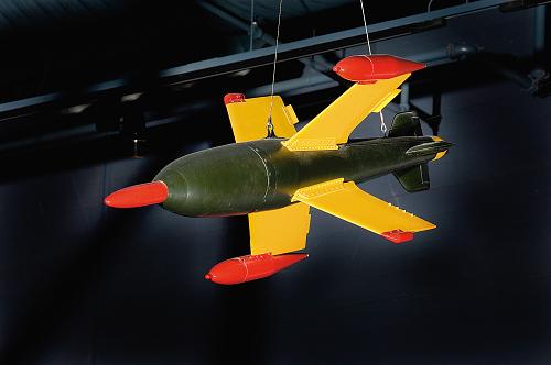 Missile, Air-to-Air, Ruhrstahl X-4