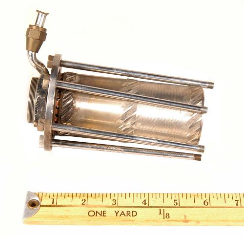 Rocket Motor, Liquid Fuel, James H. Wyld, Serial No. 1, Variant