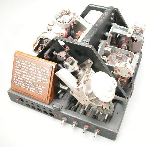 Autopilot, V-1