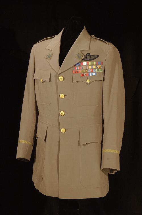 Coat, Service, United States Army Air Service, Gen. William Mitchell