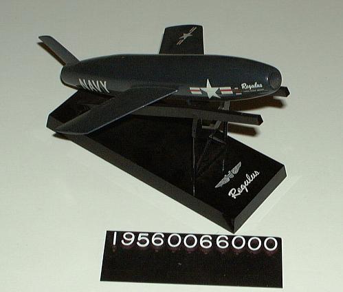 Model, Missile, Regulus I, 1:48