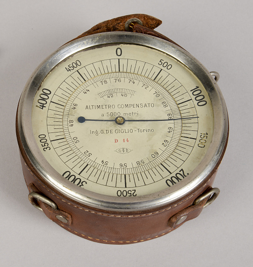 Simple Altimeter, Adjustable, Italian