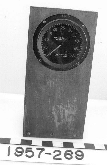 Indicator, Water Ballast