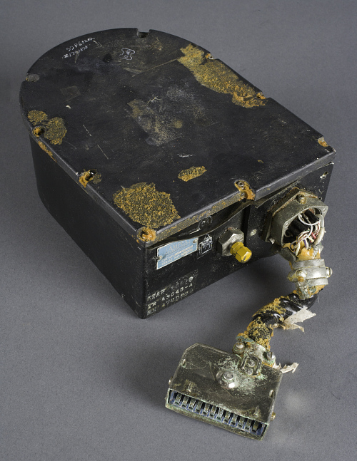 Recorder, Tape Recorder, Reentry Capsule, Datasphere