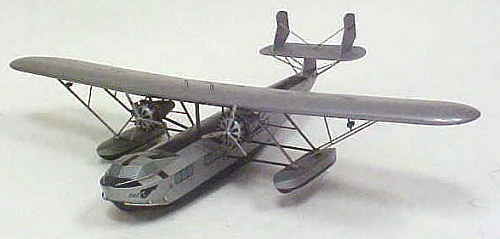 Model, Static, Consolidated Commodore, Pan American World Airways