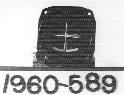 Indicator, Glide Path,ID-48, from B-29