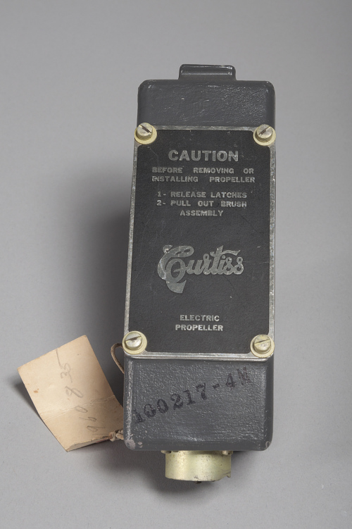 Brushes, Curtiss Electric Propeller