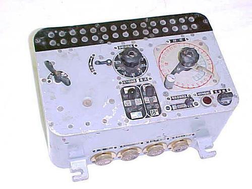 "Intervalometer, Japanese, Type-2, ""30 Station Bomb Actuation Machine"""