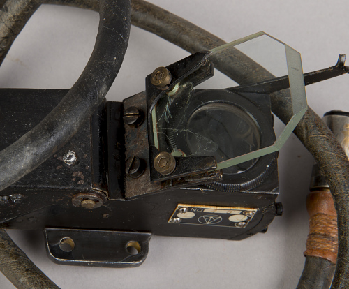 Gun Sight, Reflecting, Japanese, Navy, Experimental