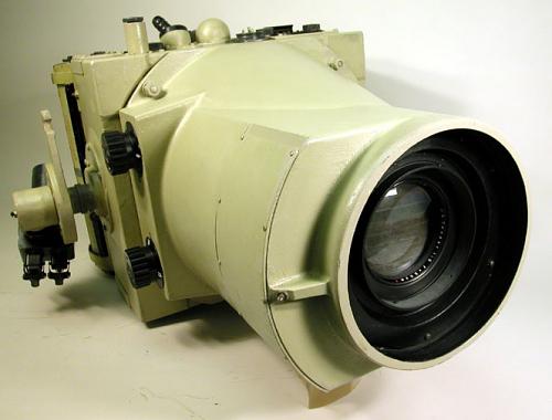 Camera, Aerial, Riehenbildner RB 50/30, Zeiss FK 30